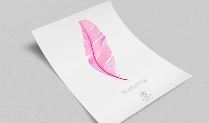 Steve Edge Design Shop - The Angel Poster