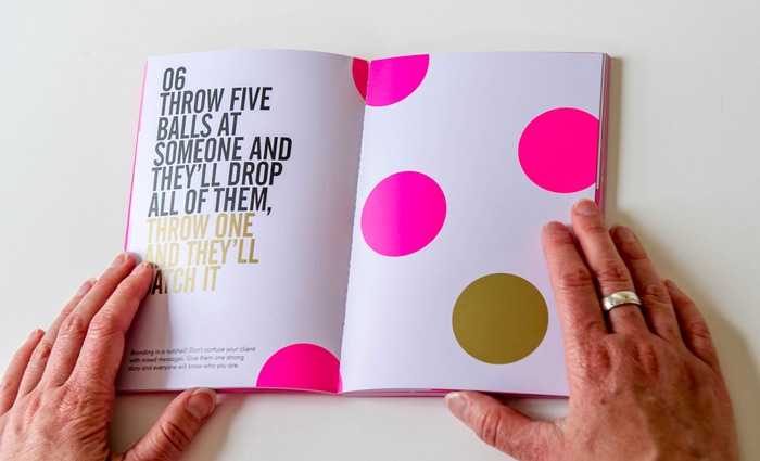 Steve Edge 30 Things Book - Steve Edge Design