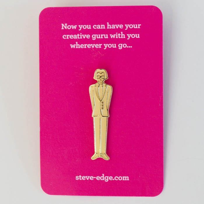Creative Guru Badge - Steve Edge Design