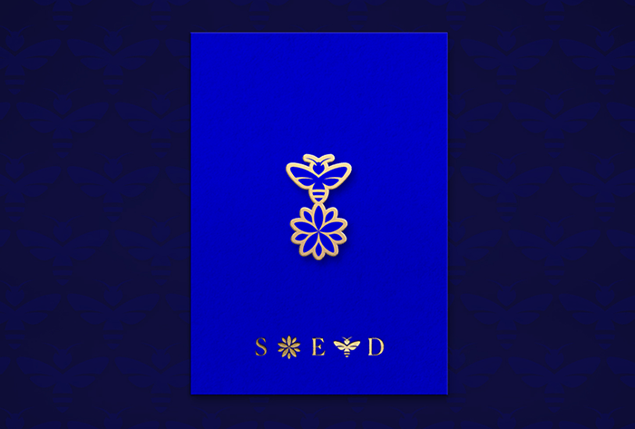 S.E.D. Badge - Steve Edge Design